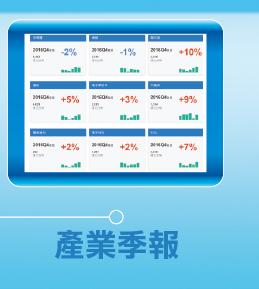IEKTrends 主題情報與總體經濟數據