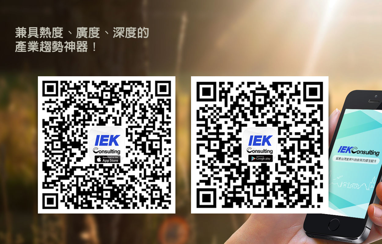 APP安裝網址的QRcode