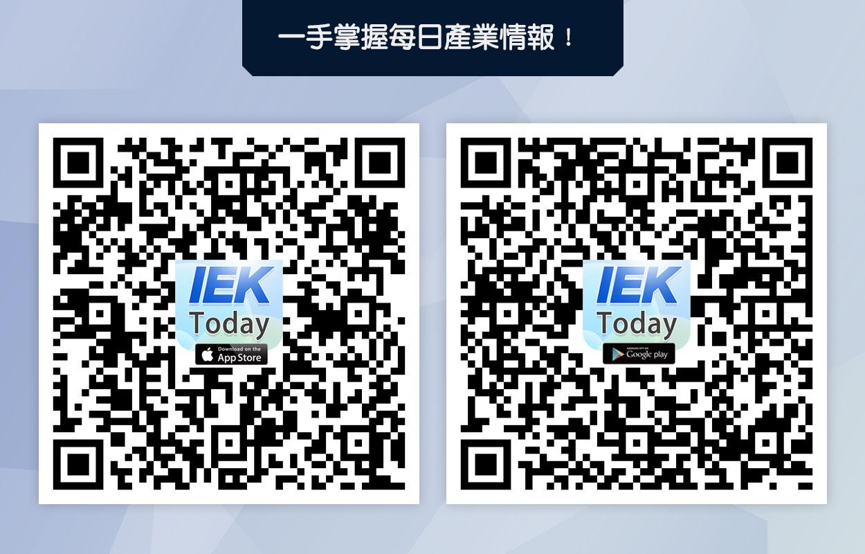 IEKtoday APP安裝網址的QRcode